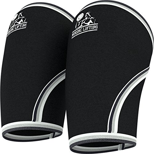 Elbow Sleeves (1 Pair) Support  Compression for Weightlifting