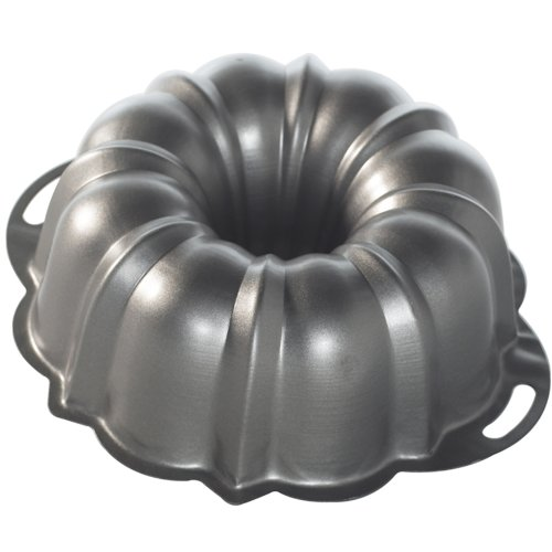 $12.99 Nordic Ware Pro Form Anniversay Cake Pan, 12 Cup