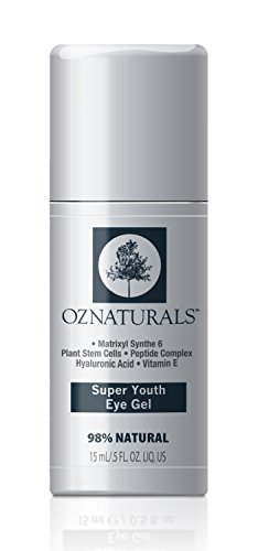 OZNaturals Eye Gel Eye Cream - For Dark Circles