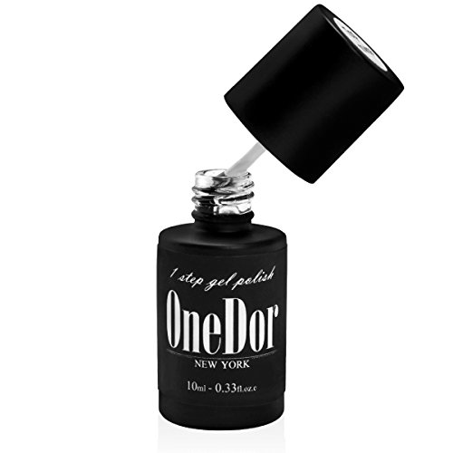 OneDor® One Step Gel Polish UV Led Cured Required