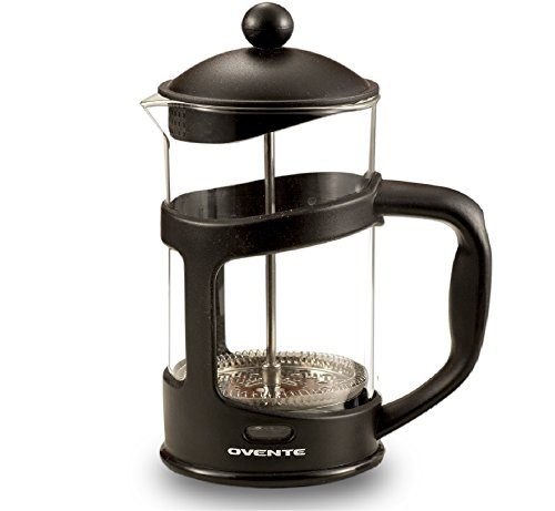 $17.44 Ovente FPT34B 34 Oz French Press Coffee Maker, Black