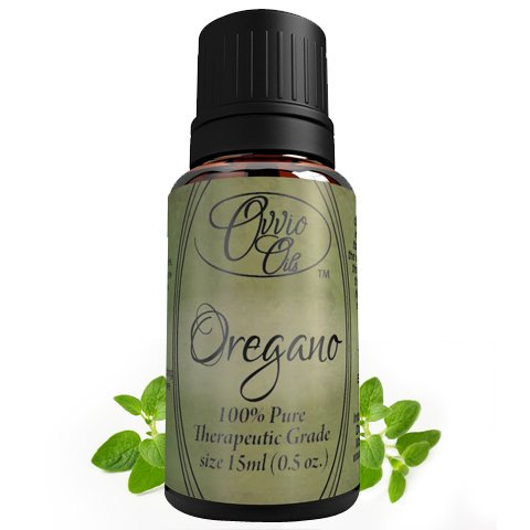 Oregano Oil by Ovvio Oils- Premium Grade 100% Pure