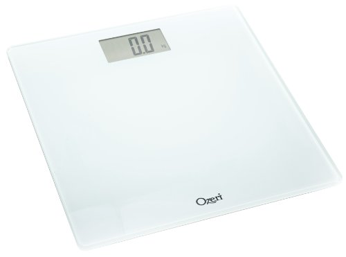 Ozeri Precision Digital Bath Scale (400 Lbs Edition), In
