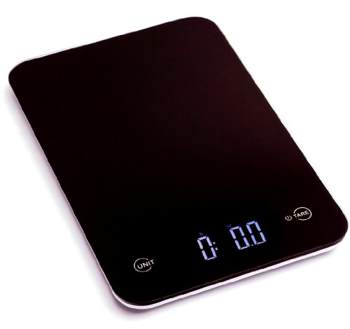 Ozeri Touch Professional Digital Kitchen Scale (12 lbs Edition)