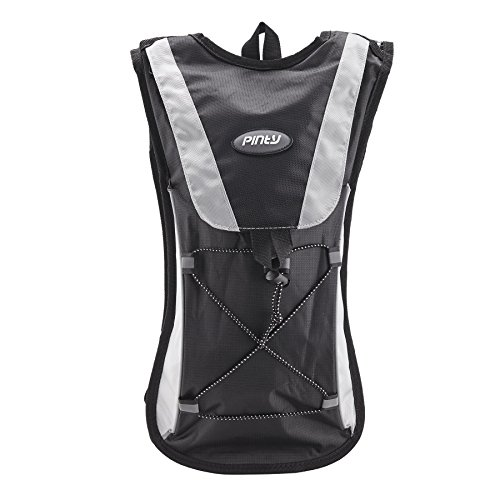 Pinty 2L Hiking Backpack Hydration Pack with Water Bladder