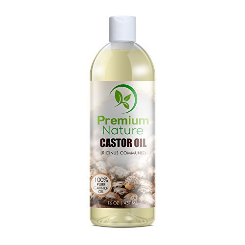 Castor Oil Best Carrier Oil - 16 oz Best