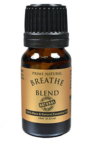 Breathe Essential Oil Blend 10ml - 100% Natural Pure
