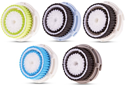 Procizion Compatible Replacement Brush Heads Value 5 Pack. Includes