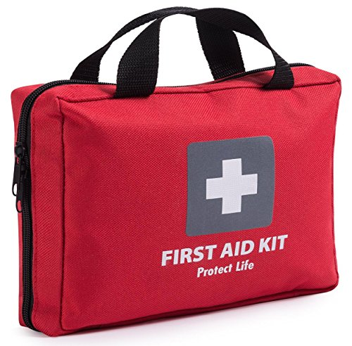 First Aid Kit for Car, Home, Traveling, Camping, Office