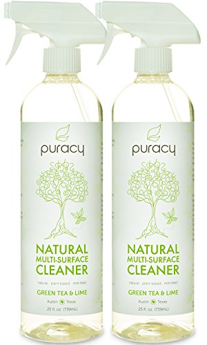 Puracy Natural All Purpose Cleaner, THE BEST Household Multi
