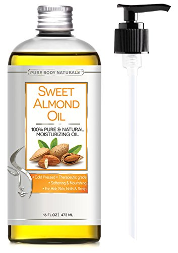 Sweet Almond Oil Triple AAA+ Grade Quality Hexane Free