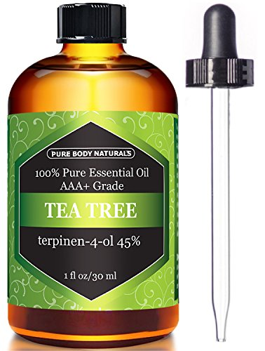 Tea Tree Oil, Highest Quality Triple AAA+ Grade Tea
