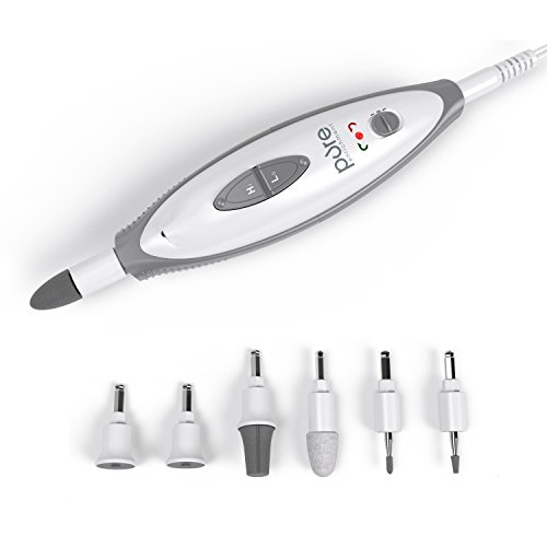 PureNails 7-piece Professional Manicure  Pedicure System - Powerful