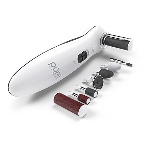 $39.99 PurePedi Deluxe - 8-in-1 Personal Manicure and Pedicure Kit