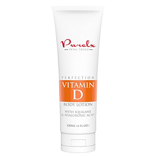 PureLx Vitamin D Moisturizing Body Lotion with Squalane and