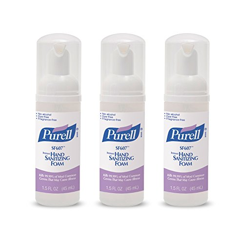 PURELL Alcohol-Free Foam Hand Sanitizer - Advanced Non-Alcohol Formula
