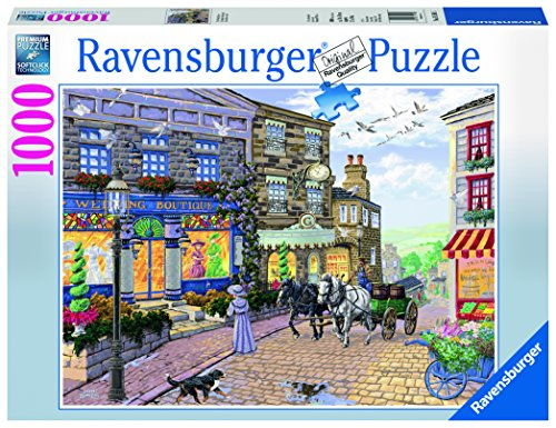 $16.00 Ravensburger The Wedding Shop Jigsaw Puzzle (1000 Piece)