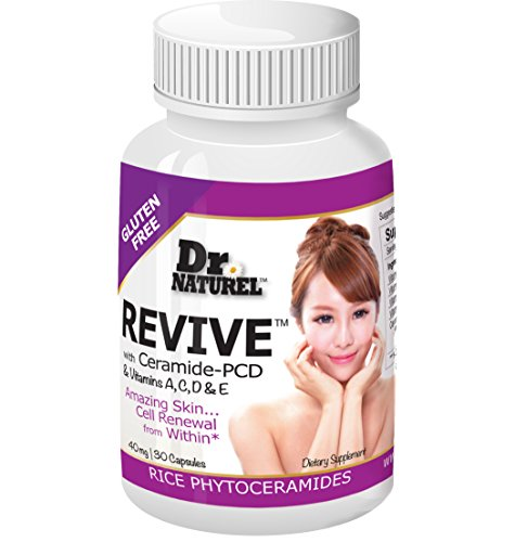 1 BEST Phytoceramides - Clinically Proven Skin Restoring Supplement
