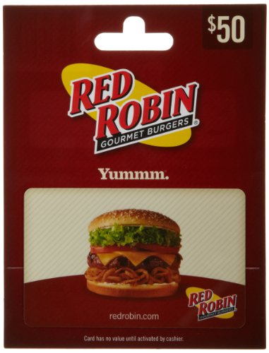 Red Robin Gift Card $50