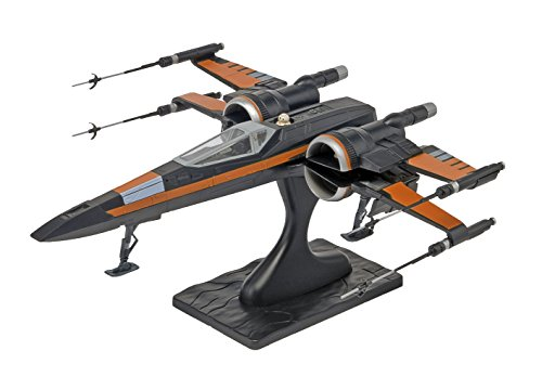 $26.99 Revell Poe's X-Wing Fighter Model Kit
