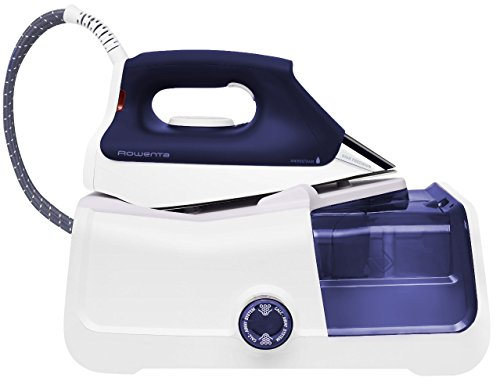 Rowenta DG8430 Pro Precision 1800-Watt Steam Iron Station Stainless