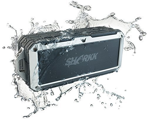 $49.99 SHARKK ²O Waterproof Bluetooth Speaker IP67 Rated Outdoor Wireless