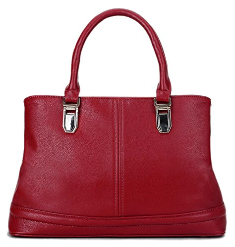 $29.99 Scarleton Classic Formal Satchel H166510 - Red