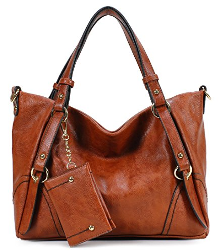 $29.99 Scarleton Stunning Shoulder Bag H170749 - Burnt Umber