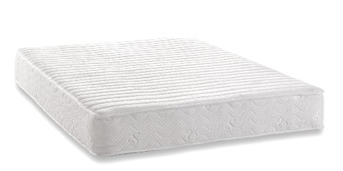 Signature Sleep Contour 8-Inch Independently Encased Coil Mattress with