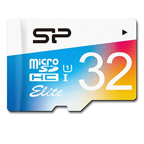 $8.57 Silicon Power 32GB up to 85MB/s MicroSDHC UHS-1 Class10