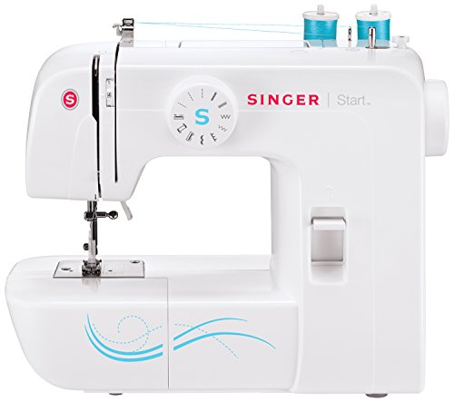 $57.00 Singer 1304 Start Free Arm Sewing Machine with 6