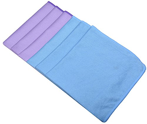 Cleaning Cloth for Stainless Steel Appliances Glasses Cleaning Cloths(pack