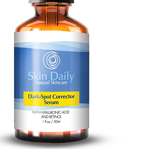 Best Dark Spot Corrector For Face Serum - Effective