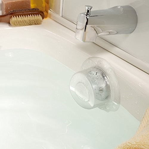 Bottomless Bath Overflow Drain Cover - Recyclable