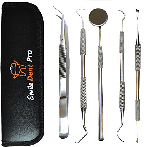 Dentist Prepared Tools Kit - Dental Pick Dental Floss