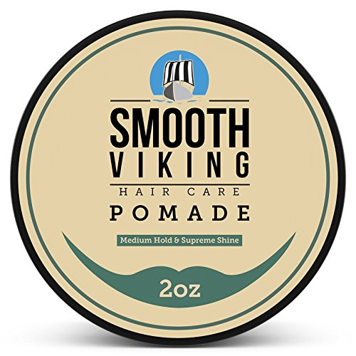 Pomade for Men - Best Hair Styling Formula for