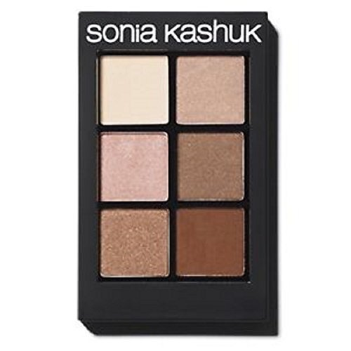 SONIA KASHUK **** 6 COLOR SHADOW PALETTE ****
