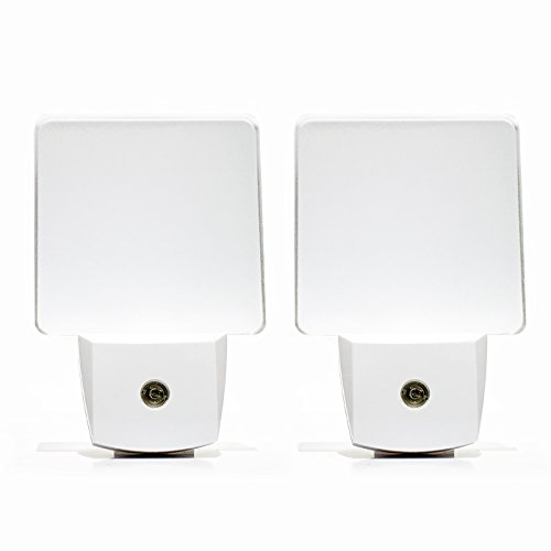 Ultra Bright LED Night Light 2 Pack - Includes