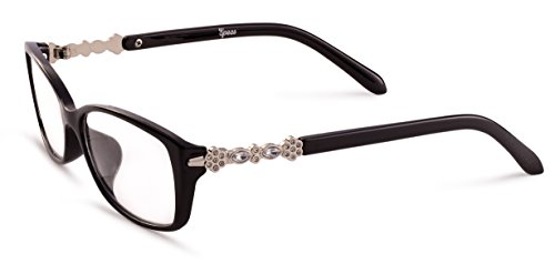 $11.99 Specs Reading Glasses Black-Quality, Clear Vision, Lightweight, Comfortable, Attractive