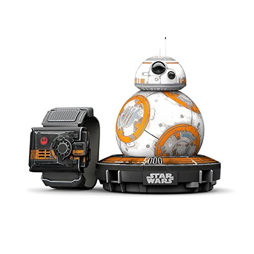 Sphero Star Wars BB-8 App Controlled Robot with Star