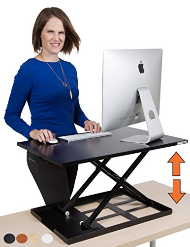Standing Desk - X-Elite Pro Height Adjustable Desk Converter