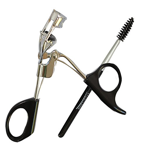 BEST EYELASH CURLER  EYELASH COMB - Pinch Free