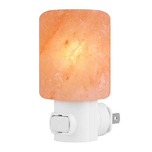 Syntus Himalayan Salt Lamp Natural Crystal Salt Light Glow