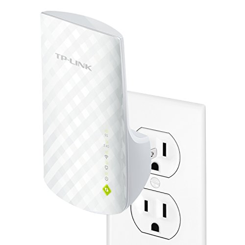 TP-LINK AC750 Dual Band Wi-Fi Range Extender (RE200)