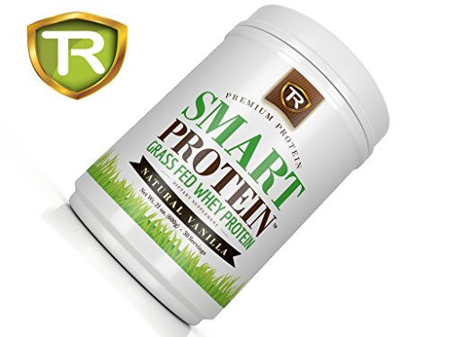 Grass Fed Whey Protein Powder - Certified Paleo Friendly