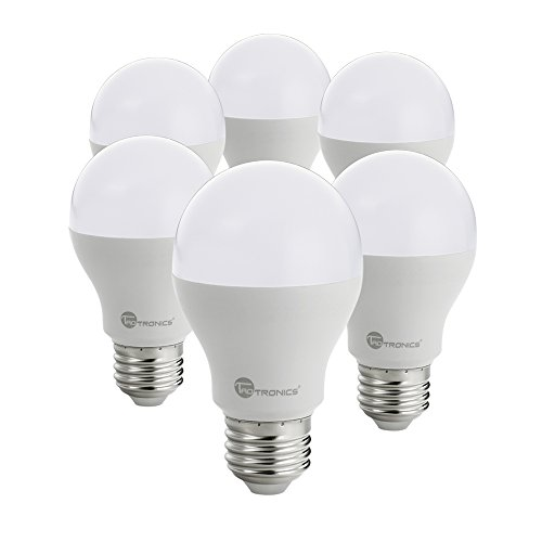 TaoTronics Light Bulbs, 60 Watt Equivalent (9W) A19 -