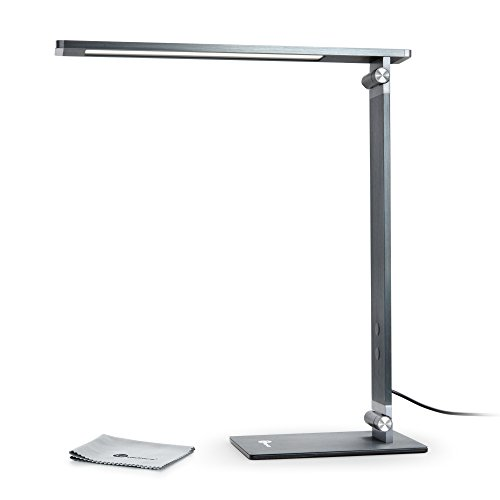 TaoTronics Metal LED Desk Lamp, 100% Premium Metal Body