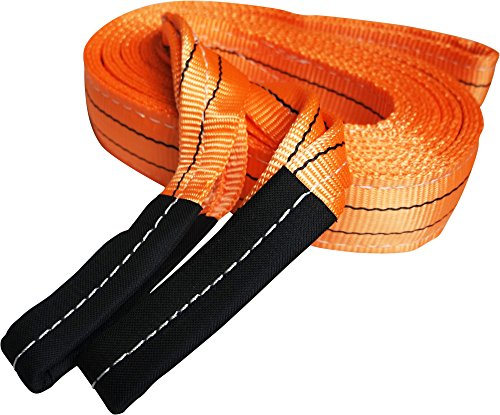 Heavy Duty Recovery Strap | For Off-Road Recovery and
