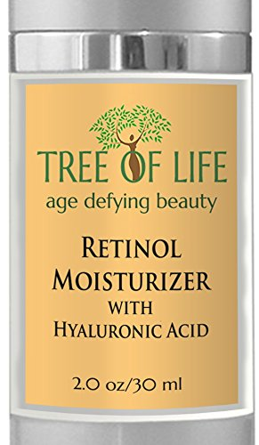 Best Retinol Cream Anti Wrinkle Moisturizer - Clinical Strength
