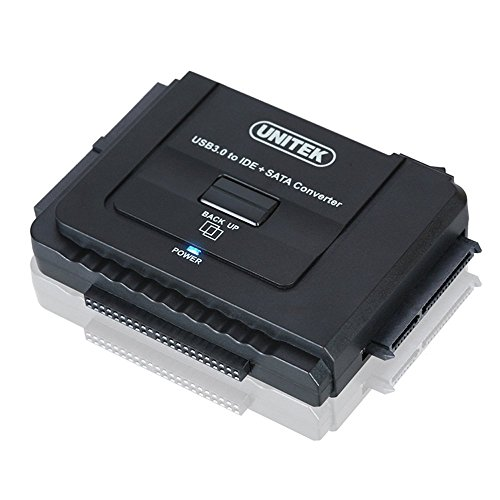 Unitek USB 3.0 to IDE and Sata Converter Hard